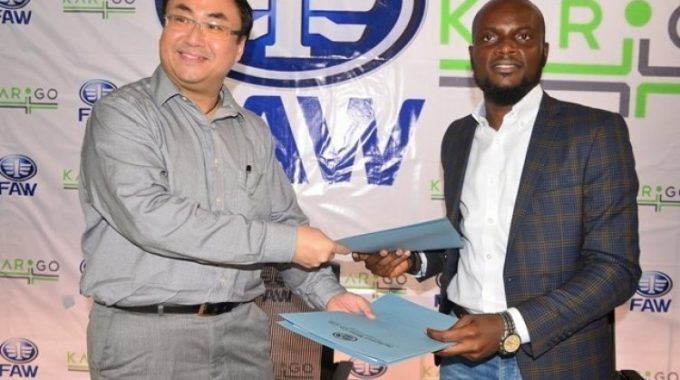 KariGO Logistics Ltd Collaborates With Perfection Motors To Ease Purchase Of FAW Trucks